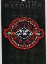 State of New Mexico Souvenir Patch
