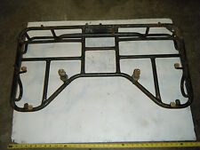 1990 Suzuki Quadrunner 250 4x4 ATV Rear Back Luggage Rack Carrier 46310-39D50