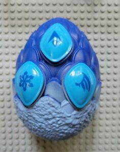 Adventure Force Himalaya Ice Dragon Replacement Remote Control Blue Dragon Egg