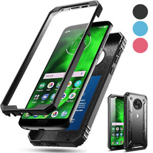 Moto G6 / G5 Plus / E5 Play / X4 / E4/ E4 Plus / E5 Plus Case,Shockproof Cover