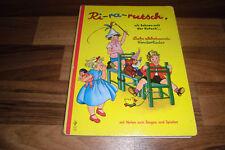 RI RA RUTSCH, WIR FAHREN MIT der KUTSCH` -- Liebe altbekannte Kinderlieder+Noten