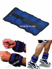 Protoner Wrist / Ankle Weight Strap Weight 500 Gms X 2 Total Weight 1 Kg'