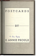 Postcards - Signed by E. Annie Proulx - First Edition