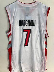 Adidas NBA Jersey Toronto Raptors Andrea Bargnani White sz 2X