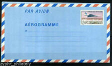 "France - ""AVIATION ~ PLANE ~ CONCORDE"" Mint 3.90 Fr Aerogramme !!"