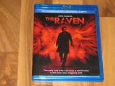 The Raven (Blu-ray Disc, 2012, 1-Disc Set)