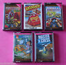 Commodore 16 C16/Plus 4 - COLLECTION of FIVE GAMES