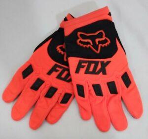 New FOX Racing / Dirtpaw Gloves / Motorcycle / 12007/ Neon Orange 2XL XXL
