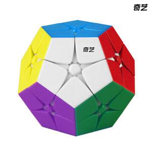 QiYi 2x2 Megaminx Speed Magic Cube Puzzle Toy Stickerless