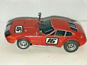 AFX - #16 Ferrari Daytona - Red - HO Slot Car