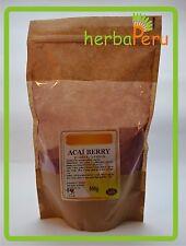 ACAI berry powder from freeze-dried fruit - 500g