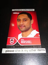 2015 NRL TRADERS FACES OF THE GAME CARD FOTG39/48 BENJI MARSHALL ST GEORGE