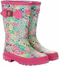 Joules Girls' Wellington Boots