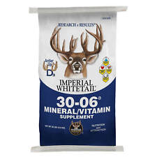 Whitetail Institute Imperial Whitetail 30 06 Mineral and Vitamin