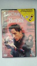 """DVD """"LUCHA O MUERE"""" PRECINTADO SEALED"""