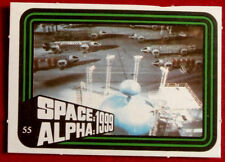 SPACE / ALPHA 1999 - MONTY GUM - Card #55 - Netherlands 1978