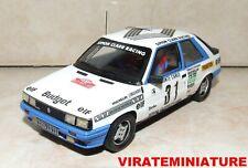 Spark 1/43 Renault R 11 Turbo Rallye Monte Carlo 1985 # 31 oreille