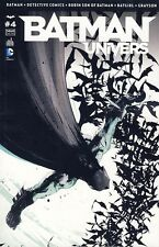 BATMAN UNIVERS 4 URBAN COMICS ETAT NEUF