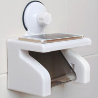 Suction Cup Toilet Paper Holder Toilet Paper Tissue Holder