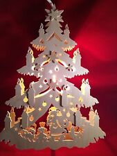 RATAGS HOLTZDESIGN HANGING CHRISTMAS WINDOW DECORATION