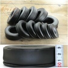 Full Size Thick Memory Foam Over Ear Pads Headphone Replacement Cushions EarPads
