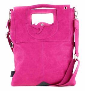 KangaROOS Jean Cliffhanger Bag (Set) Tasche Umhängetasche Pink Neu