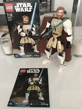 Lego 75109 Star Wars Obi Wan Kenobi Build A Figure