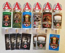 Lot of 6 Avery Brewing Tap Handles, Ellie's Raja Liliko'i Maharaja Collaboration