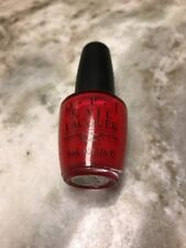 OPI nail polish - NL A16 The Thrill Of Brazil, New and Authentic, Full Size