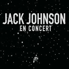 Jack Johnson EN CONCERT Live Album +MP3s GATEFOLD New Sealed Vinyl Record 2 LP