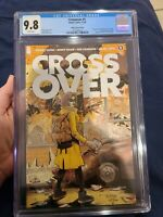 Crossover #1 1:50 Ryan Ottley CGC 9.8
