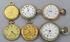 Studebaker Manual Pocket Watches for Repair New listing