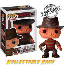 Nightmare on Elm Street Freddy Krueger Pop Movie Vinyl Figure by Funko