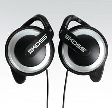 Koss Ksc21 Ear Clip Headphones - Black