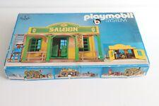 playmobil vintage ovp nr. 3425 house/salon/saloon/salón/ποτοπολείο complete set