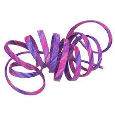 Liberty of London Art D Multicolour Purple (4mm) Ribbon Cord - 1 Metre (K48/6)
