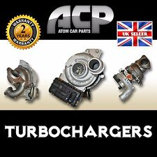 Turbocharger 763647 for Ford Focus II, Galaxy II - 1.8 TDCi. 115/125 BHP +GASKET