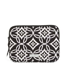 NWT Vera Bradley E-Reader, Mini Tablet, Kindle Sleeve CONCERTO - Black and White