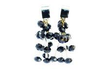 Natürliche Glassteine Mode-Ohrschmuck für Damen