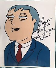 Adam West Signed 10x8 Photo - Family Guy