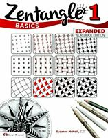 CZT Suzanne McNeill - Zentangle Basics, Expanded Workbook Edition