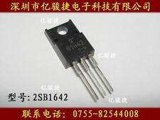 TOSHIBA 2SB1642 TO-220 AUDIO FREQUENCY POWER AMPLIFIER
