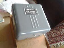 Magnetek Controls B/W Controls Enclosure indoor metal box