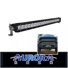 "30"" AURORA S-Series Single Row OffRoad LED Bar 16,280 Lumens 5W OSRAM LED CHIPS"