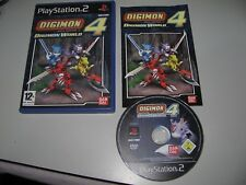 """Digimon World 4 for Playstation 2 Complete Tested And In """"VGWO"""""""