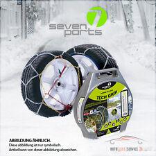 Schneeketten Seven Parts GR 100 205/60 205/60 R16 225/45 215/50 R17 235/35 R18