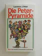 Laurence J Peter Die Peter Pyramide EBGO Matt Wuerker Buch