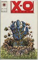 X-O Manowar 1992 series # 10 fine comic book