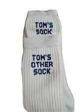 Tom's socks NwoT size L