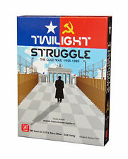 Twilight Struggle Deluxe Edition and Expansion Packs
